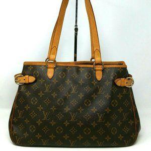 Authentic Louis Vuitton Batignolles Horizontal Bag